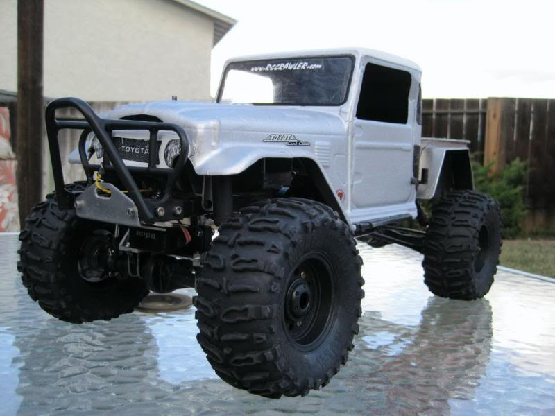 lower rc trucks with Rcrockcrawlers on Hot Sexy Girls Fishing together with Grounding Wire Location Help Please 10069 besides 112046834121 besides 2138hp 5 0l V8 Meet The Worlds Most Powerful Coyote in addition 2011 2013 Ford Ranger T6 Stealth Front Bumper.