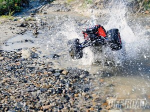 Traxxas Summit RTR waterproof