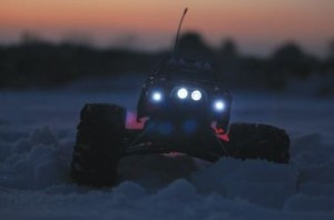 traxxas summit LED lights