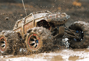traxxas summit rock crawler