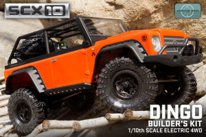 SCX10 kit dingo review
